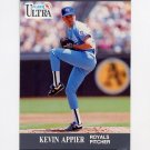 1991 Ultra Baseball #143 Kevin Appier - Kansas City Royals