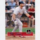 2003 Upper Deck Baseball #160 Albert Pujols - St. Louis Cardinals