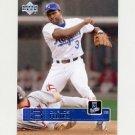 2003 Upper Deck Baseball #099 Carlos Febles - Kansas City Royals