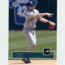 2003 Upper Deck Baseball #054 Brent Abernathy - Tampa Bay Devil Rays