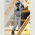 2007 Topps Stars Baseball #TS12 Ichiro Suzuki - Seattle Mariners