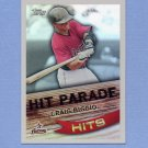 2007 Topps Baseball Hit Parade #HP21 Craig Biggio - Houston Astros