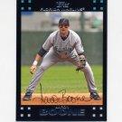 2007 Topps Baseball Red Back #499 Aaron Boone - Florida Marlins