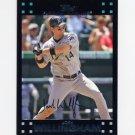 2007 Topps Baseball Red Back #405 Josh Willingham - Florida Marlins