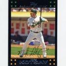 2007 Topps Baseball Red Back #333 Mark Kotsay - Oakland A's