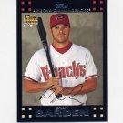 2007 Topps Baseball #649 Brian Barden RC - Arizona Diamondbacks
