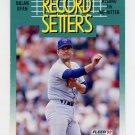 1992 Fleer Baseball #682 Nolan Ryan RS - Texas Rangers