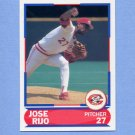 1989 Score Baseball Young Superstars I #31 Jose Rijo - Cincinnati Reds