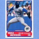 1989 Score Baseball Young Superstars I #14 Mike Jackson - Seattle Mariners