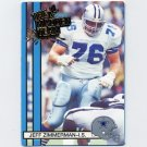 1990 Action Packed All-Madden Football #23 Jeff Zimmerman - Dallas Cowboys