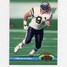 1991 Stadium Club Football #416 Leslie O'Neal - San Diego Chargers