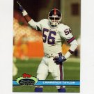 1991 Stadium Club Football #281 Lawrence Taylor - New York Giants
