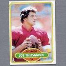 1980 Topps Football #475 Joe Theismann - Washington Redskins