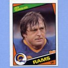 1984 Topps Football #287 Jack Youngblood - Los Angeles Rams