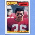 1987 Topps Football #332 Vai Sikahema RC - St. Louis Cardinals