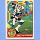 1989 Topps Football 1000 Yard Club #01 Eric Dickerson - Indianapolis Colts