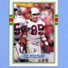 1989 Topps Football #282 Jay Novacek RC - Phoenix Cardinals