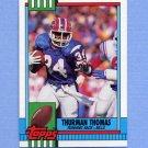 1990 Topps Football #206 Thurman Thomas - Buffalo Bills