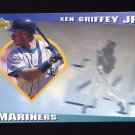 1993 Upper Deck Diamond Gallery Baseball #13 Ken Griffey Jr. - Seattle Mariners