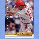 1993 Upper Deck Baseball Home Run Heroes #HR27 Paul O'Neill - Cincinnati Reds