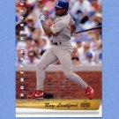 1993 Upper Deck Baseball Home Run Heroes #HR20 Ray Lankford - St. Louis Cardinals