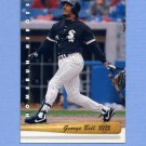 1993 Upper Deck Baseball Home Run Heroes #HR12 George Bell - Chicago White Sox