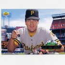 1993 Upper Deck Baseball On Deck #D25 Andy Van Slyke - Pittsburgh Pirates