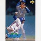 1993 Upper Deck Baseball On Deck #D02 Roberto Alomar - Toronto Blue Jays