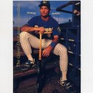 1993 Upper Deck Baseball Iooss Collection #WI06 Paul Molitor - Milwaukee Brewers