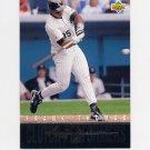1993 Upper Deck Baseball Clutch Performers #R20 Frank Thomas - Chicago White Sox