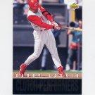 1993 Upper Deck Baseball Clutch Performers #R13 Barry Larkin - Cincinnati Reds
