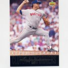 1993 Upper Deck Baseball Clutch Performers #R07 Roger Clemens - Boston Red Sox