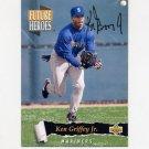 1993 Upper Deck Baseball Future Heroes #59 Ken Griffey Jr. - Seattle Mariners