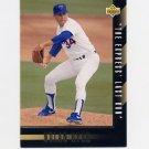 1993 Upper Deck Baseball #SP6 Nolan Ryan - Texas Rangers