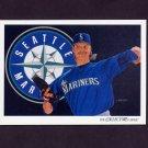 1993 Upper Deck Baseball #824 Seattle Mariners Team Checklist / Randy Johnson