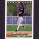 1993 Upper Deck Baseball #803 Harold Reynolds - Baltimore Orioles