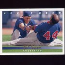 1993 Upper Deck Baseball #785 J.T. Snow - California Angels
