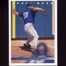 1993 Upper Deck Baseball #783 Mike Hampton - Seattle Mariners