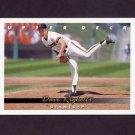 1993 Upper Deck Baseball #579 Dave Righetti - San Francisco Giants