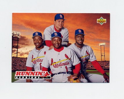 1993 Upper Deck Baseball #482 Ozzie Smith - St. Louis Cardinals