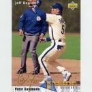 1993 Upper Deck Baseball #452 Jeff Bagwell IN - Houston Astros