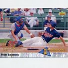 1993 Upper Deck Baseball #450 Ivan Rodriguez / David McCarty IN Checklist