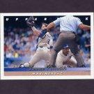 1993 Upper Deck Baseball #117 Lance Parrish - Seattle Mariners