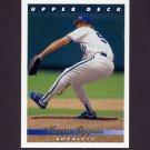 1993 Upper Deck Baseball #089 Kevin Appier - Kansas City Royals