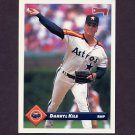 1993 Donruss Baseball #668 Darryl Kile - Houston Astros