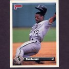 1993 Donruss Baseball #565 Tim Raines - Chicago White Sox