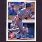 1993 Donruss Baseball #540 Larry Walker - Montreal Expos