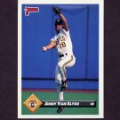 1993 Donruss Baseball #414 Andy Van Slyke - Pittsburgh Pirates