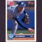 1993 Donruss Baseball #351 Jack Morris - Toronto Blue Jays