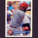 1993 Donruss Baseball #092 Darren Daulton - Philadelphia Phillies